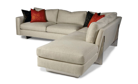 Thayer Coggin - Cool Clip Sectional - 1217-311