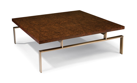 Thayer Coggin - Bentley Square Cocktail Table - 1223-10