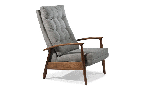 Image of Viceroy Recliner by Milo Baughman