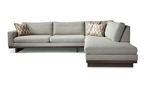 Thayer Coggin - The LA Collection Sectional - 1256-311