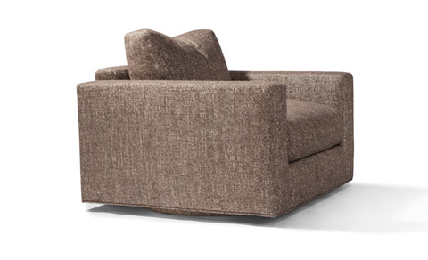 Thayer Coggin - The Big Easy Swivel Chair - 1296-113