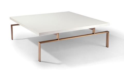 Thayer Coggin - Colours Square Cocktail Table - 1341-10-B