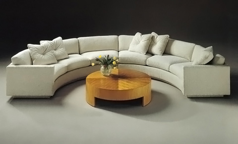 Thayer Coggin - Design Classic Sectional Sofa by Milo Baughman - 825-301