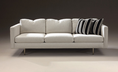 Image of Design Classic Sofa by Milo Baughman