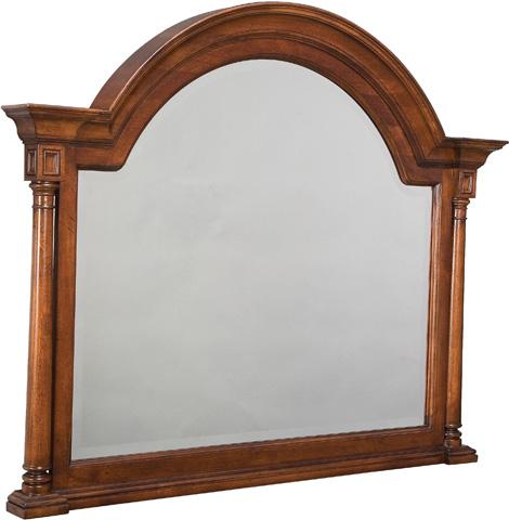 Thomasville Furniture - Arched Landscape Mirror - 43411-240