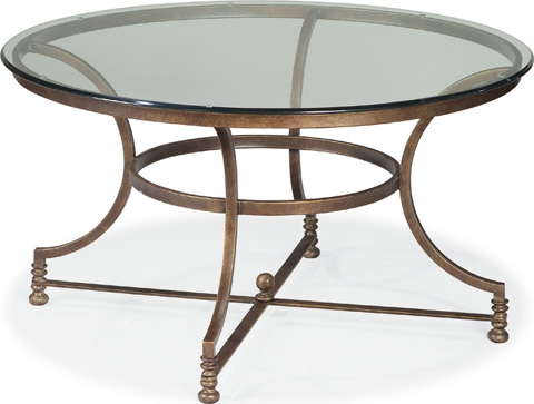 Thomasville Furniture - Round Cocktail Table - 46091-171