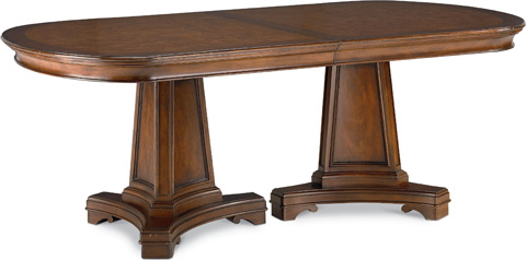 Thomasville Furniture - Double Pedestal Dining Table - 46721-772