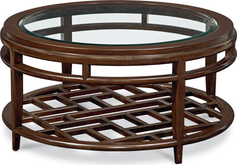 Thomasville Furniture - Round Cocktail Table - 82631-171