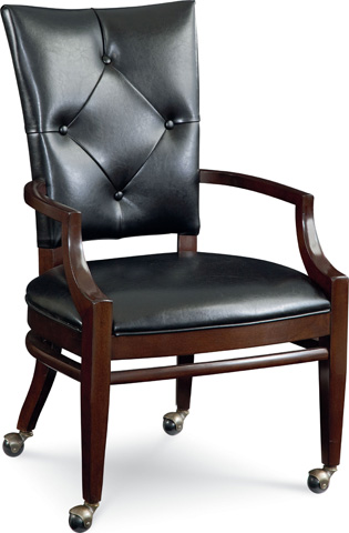 Thomasville Furniture - Desk Chair with Casters - 82631-907