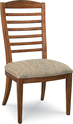 Image of Slat Back Side Chair