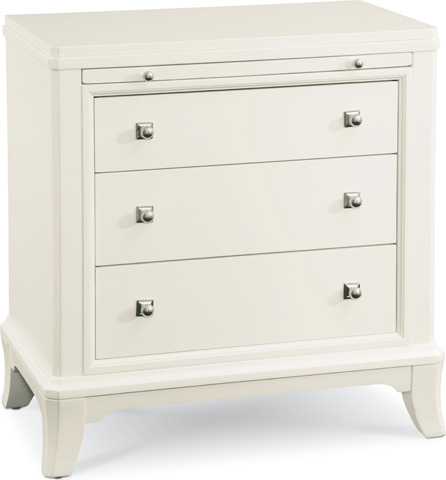 Thomasville Furniture - Three Drawer Nightstand - 82915-810