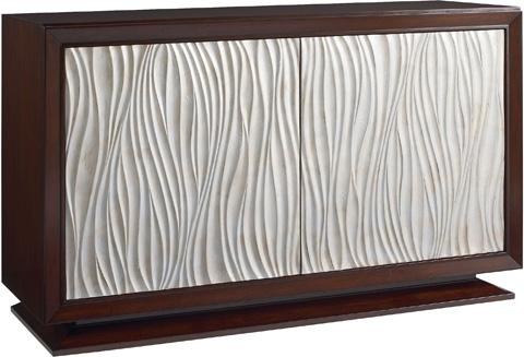 Thomasville Furniture - Two Door Unda Console - 83390-002