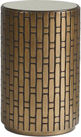 Thomasville Furniture - Links Drum Table - 83390-016