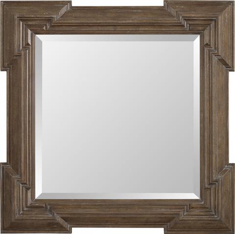 Thomasville Furniture - Granada Square Mirror - 83432-258