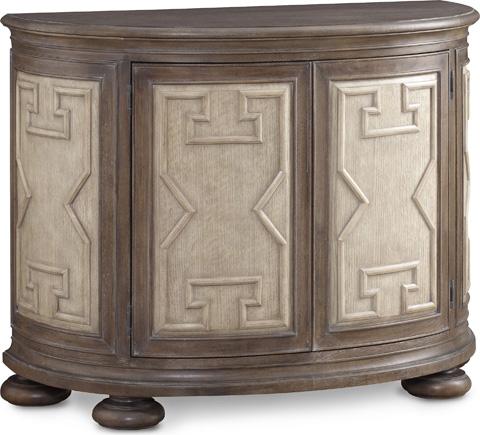 Thomasville Furniture - Gaspar Demi Lune Cabinet - 83432-745