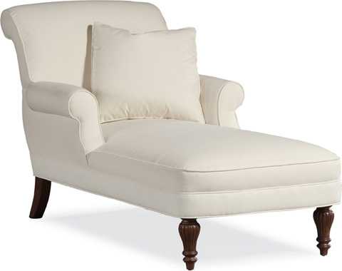 Thomasville Furniture - Mariah Chaise - 1258-17