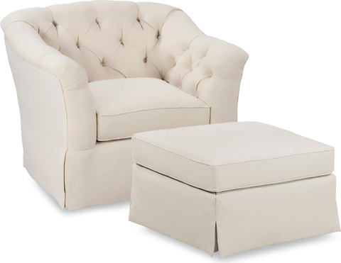 Thomasville Furniture - Rendezvous Chair - 1607-15