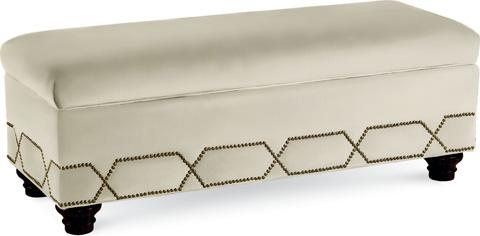 Thomasville Furniture - Sojourn Storage Bench - 1646-18ST