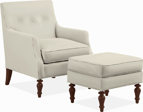 Thomasville Furniture - Marlowe Chair - 1723-15