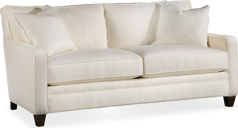 Thomasville Furniture - Mercer Small Two Seat Sofa - 1803-13