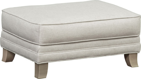 Thomasville Furniture - Surrey Ottoman - 2235-16