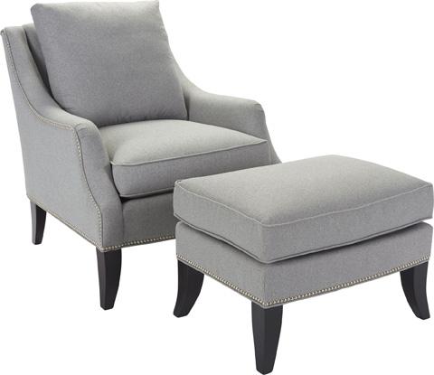 Thomasville Furniture - Teddy Ottoman - 2504-16