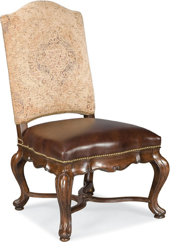 Image of Bibbiano Upholstered Side Chair