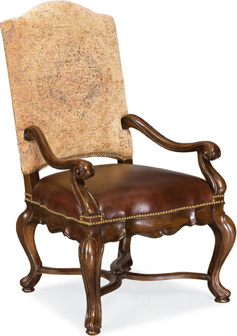 Image of Bibbiano Upholstered Arm Chair