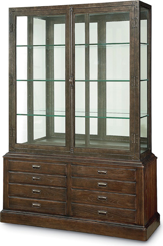 Thomasville Furniture - Visualite Display Cabinet - 46422-425
