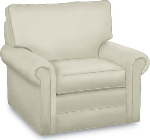Thomasville Furniture - Simple Choices Swivel Chair - 5122-15SB