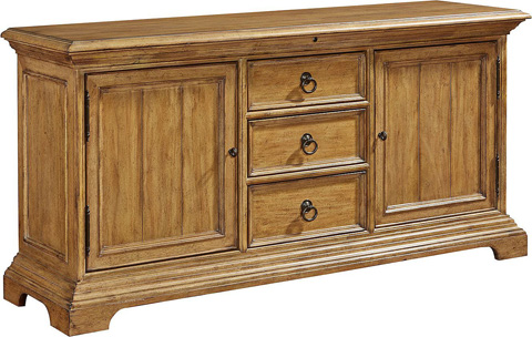 Thomasville Furniture - Screenplay Entertainment Console - 84441-935