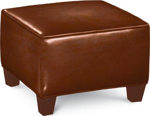 Thomasville Furniture - Brooklyn Square Plain Top Ottoman - HS1837-16N1