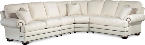 Thomasville Furniture - Ashby Sectional - 1459-SECT