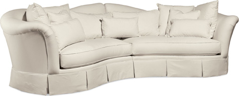 Thomasville Furniture - San Lorenzo Sectional - 1471-SECT