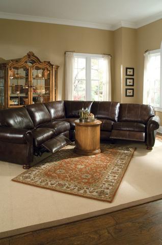 Thomasville Furniture - Benjamin Motion Sectional - 20901-M1SE