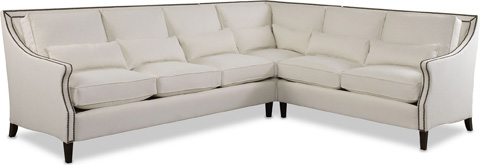 Thomasville Furniture - Milo Sectional - 2354-SECT