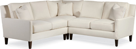 Thomasville Furniture - Highlife Sectional - 7041-SECT