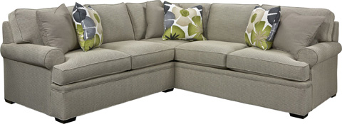 Thomasville Furniture - Jessie Sectional - T115C-SECT