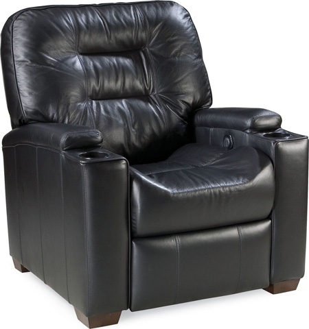 Thomasville Furniture - Latham Media Recliner with Cup Holder - 21140-813