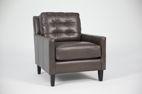 Image of Highlife Biscuit Back Club Chair
