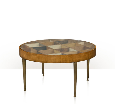 Theodore Alexander - The Sampler Cocktail Table - KENO5104