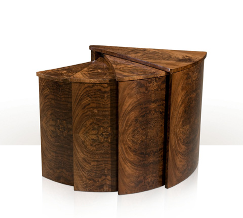 Theodore Alexander - The Slice Nesting Table - KENO5004
