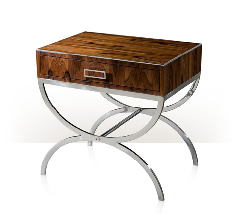Theodore Alexander - Dual Curves II Accent Table - KENO5044