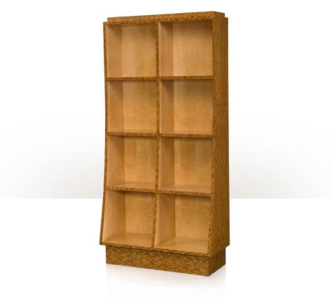 Theodore Alexander - The Skyscraper Showcase Bookcase - KENO6301