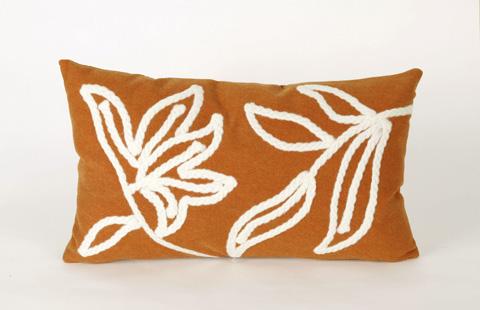 Trans-Ocean Import Co., Inc. - Visions I Windsor Orange Pillow - 7SA1S307617