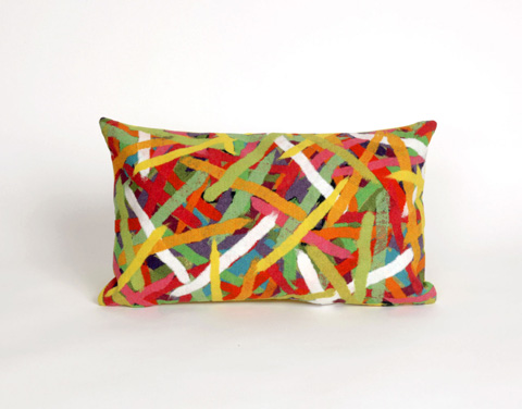 Image of Visions II Pick Up Sticks Jewel Pillow