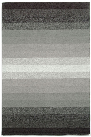 Image of Ravella Ombre Charcoal 5x8 Rug