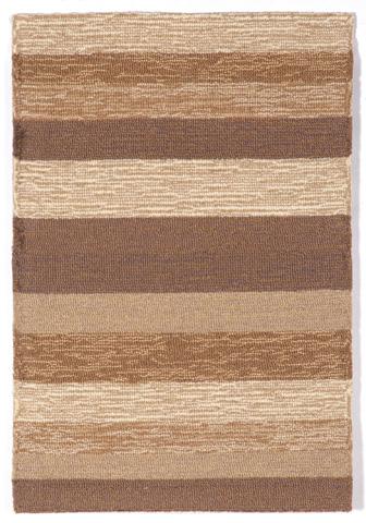 Trans-Ocean Import Co., Inc. - Ravella Stripe Sand Rug - RVL23190012