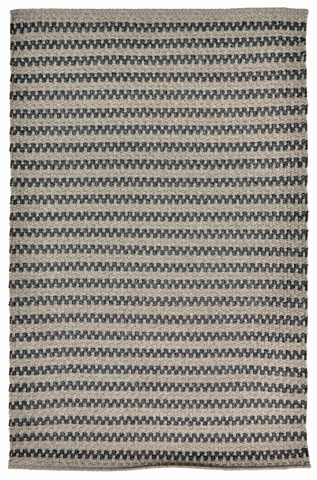 Image of Mirage Tweed Grey 5' x 7'6