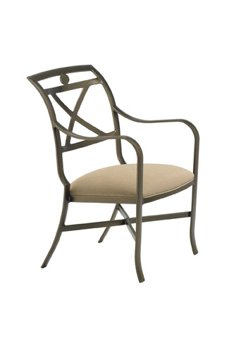 Tropitone Furniture Co., Inc. - Palladian Dining Chair - 10992409